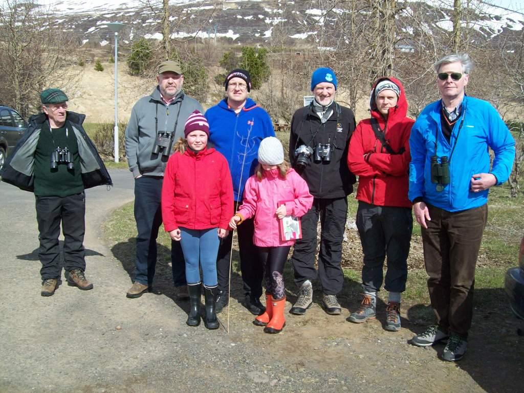 Fugladagurinn á Reyðarfirði